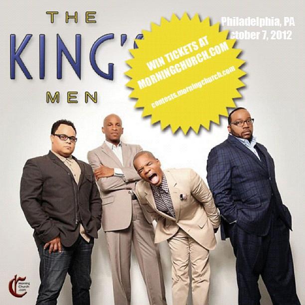 ENTER TO WIN TIX! kingsmen.morningchurch.com - from Instagram